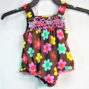 OshKosh B'Gosh 12M infant one piece swim suit